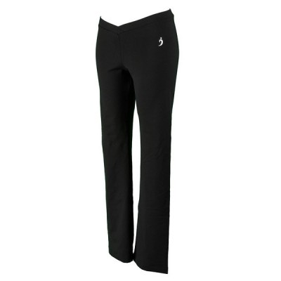 Brenda V-Down Pant - Black (Girls)