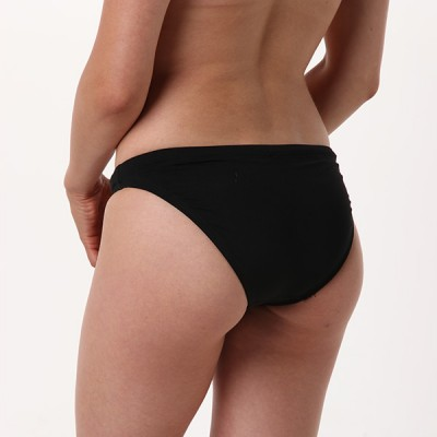 Heidi Hipster Bottom - Black