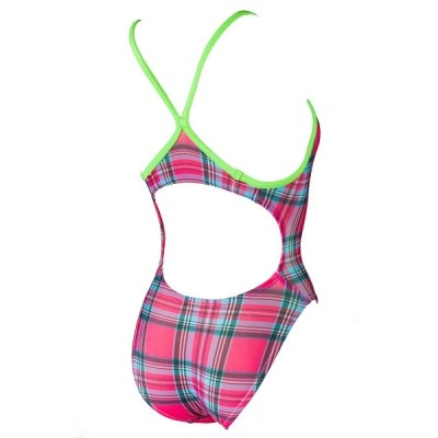 Max Thin Strap - Love Plaid (Kids)
