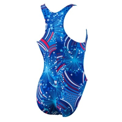 Maggie Water Polo Suit - Fireworks
