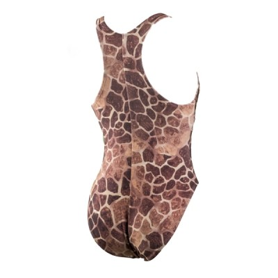Maggie Water Polo Suit - Jumpin Giraffes