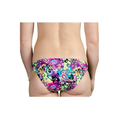 Heidi Hipster Bottom - Paisley Power