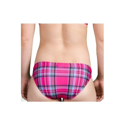Natalie Workout Bottom - Love, Plaid & Happiness (Kids)