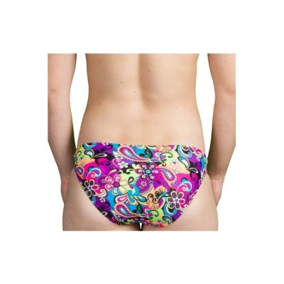 Natalie Workout Bottom - Paisley Power