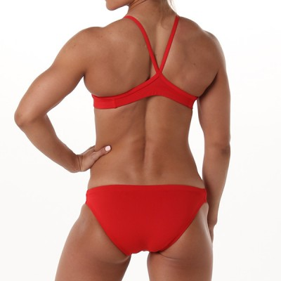 Natalie Workout Bottom - Fire Engine Red (Kids)